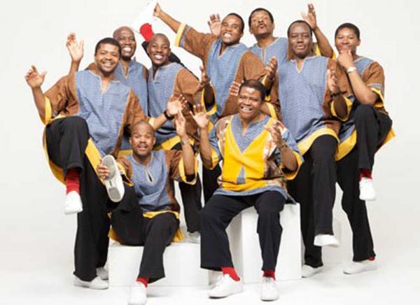 Ladysmith Black Mambazo- World in Union 95 Lyrics