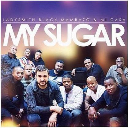 MI CASA - My Sugar Lyrics