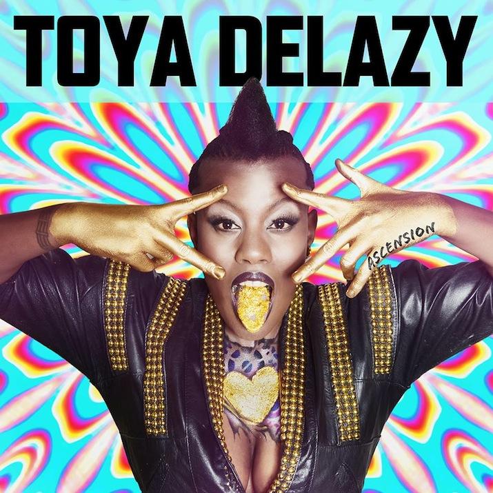 Toya Delazy - Forbidden Fruit Lyrics