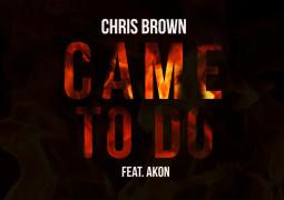 Chris Brown – Came To Do Lyrics feat. Akon