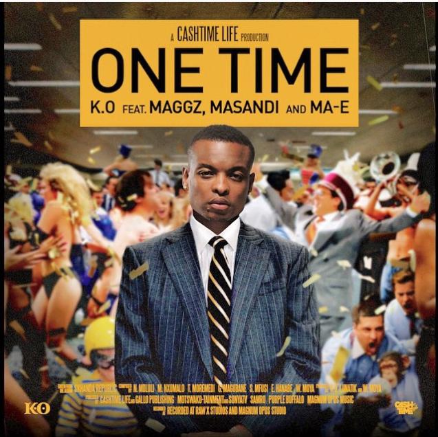 K.O - One Time Lyrics