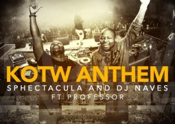 Dj Naves & Sphectacula - Anthem Lyrics ft Professor