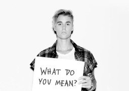 Justin Bieber- What Do You Mean?
