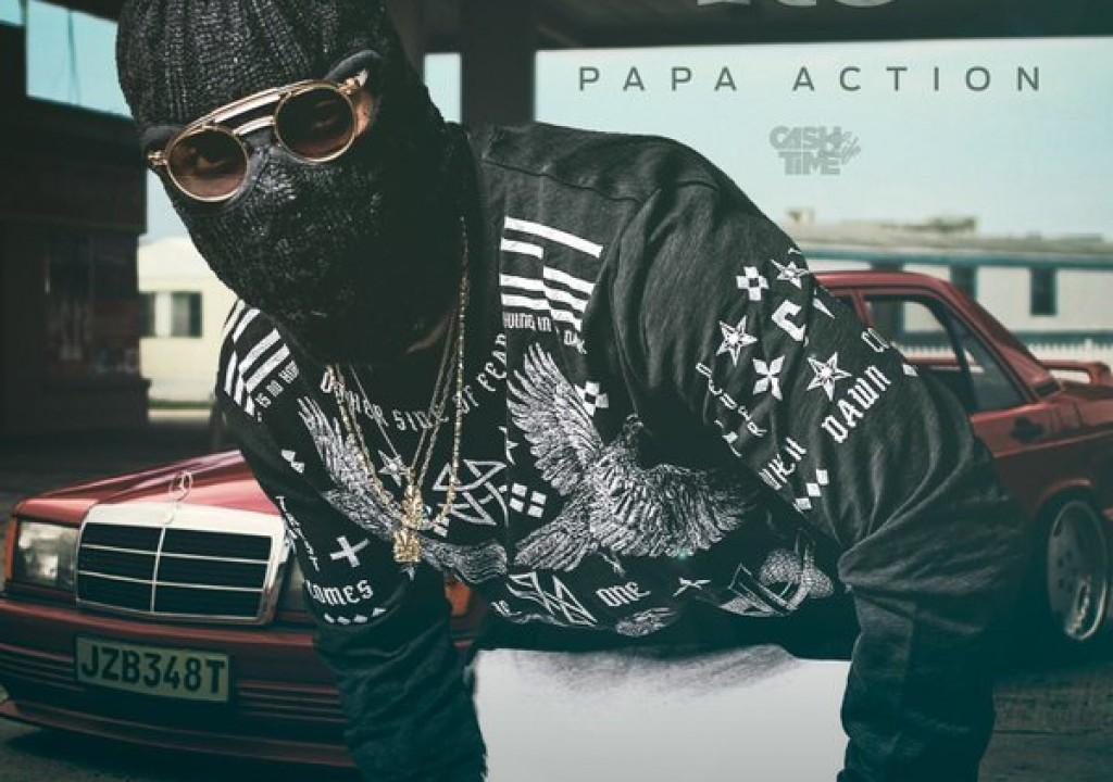 KO - Papa Action Lyrics