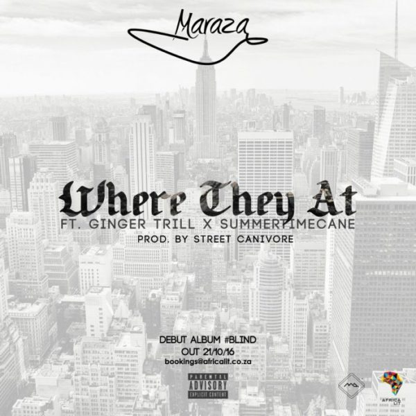 MarazA - Where They At Lyrics