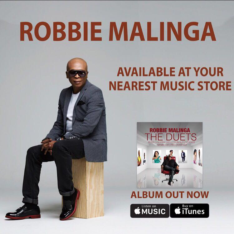Robbie Malinga - Baby please lyrics ft Kelly khumalo