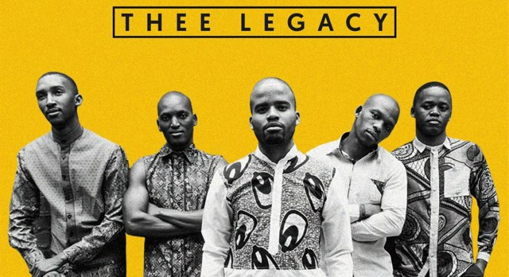 Thee Legacy -Feels So Good  Lyrics