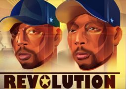 Revolution - LOVE Lyrics Ft Moneoa