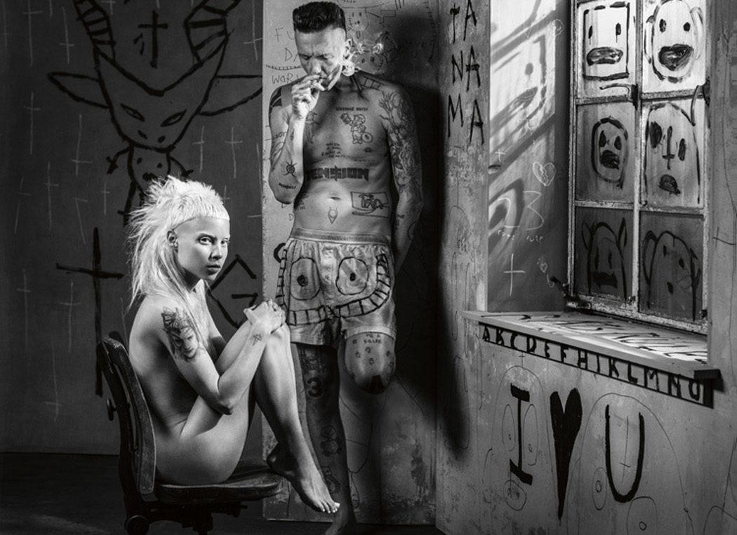 Die Antwoord - Love Drugs Lyrics