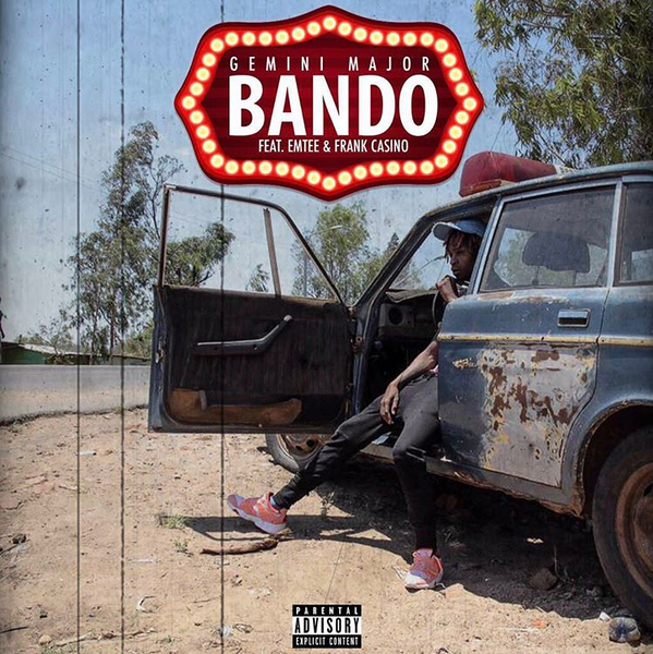 Gemini Major - Bando Lyrics Ft Emtee & Frank Casino