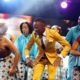Lyrics for Holy the Angels Bow by Joyous Celebration