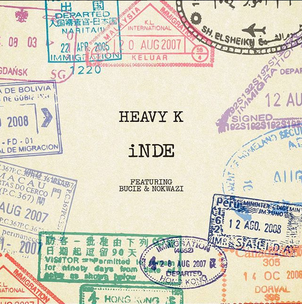 Heavy-K - Inde Lyrics