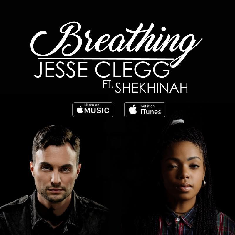 Jesse Clegg – Breathing Lyrics Ft Shekhinah