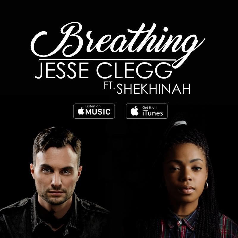 Jesse Clegg – Breathing Lyrics Ft Shekhinah