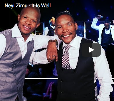 Neyi Zimu - It Is Well Lyrics