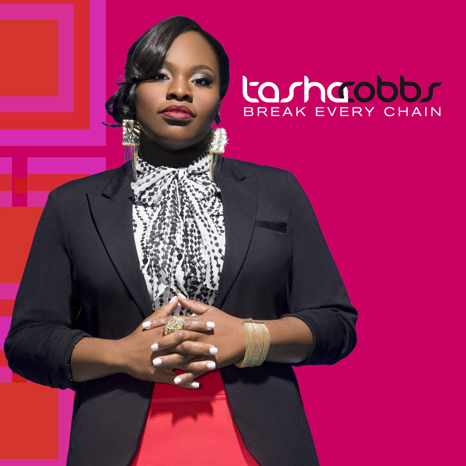 Tasha Cobbs -Break Every Chain Lyrics
