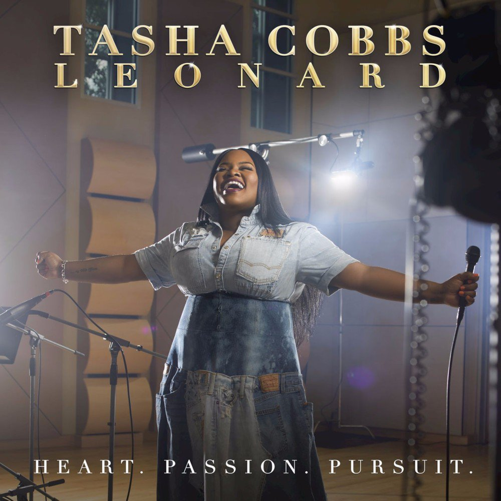 Tasha Cobbs Leonard – I'm Getting Ready Lyrics