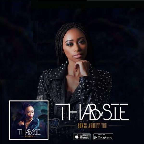 thabsie Songs About You album lyrics