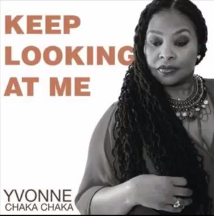 Yvonne Chaka Chaka - Keep Looking At Me Lyrics