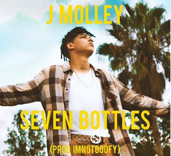 "J Molley - ""Seven Bottles"""