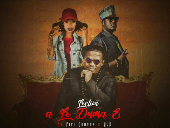 "Lection  - ""Ale Duma E "" ft. HHP & Fifi Cooper"