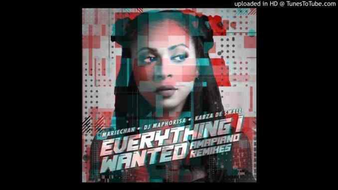Mariechan - Everything I Wanted Lyrics