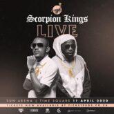 Scorpions kings live